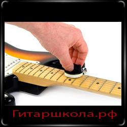 Правильный уход за струнами гитары
