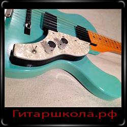 Гитара Musicvox Spaceranger 1996 года