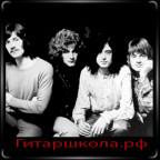 Группа Led Zeppelin до своего первого альбома
