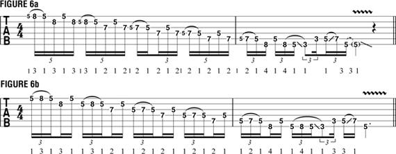 уроки гитары Гари Мура