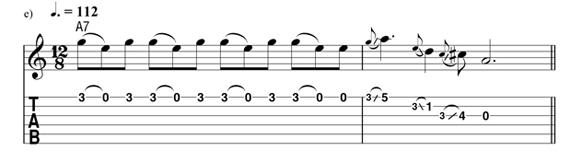 Уроки игры слайдом на гитаре