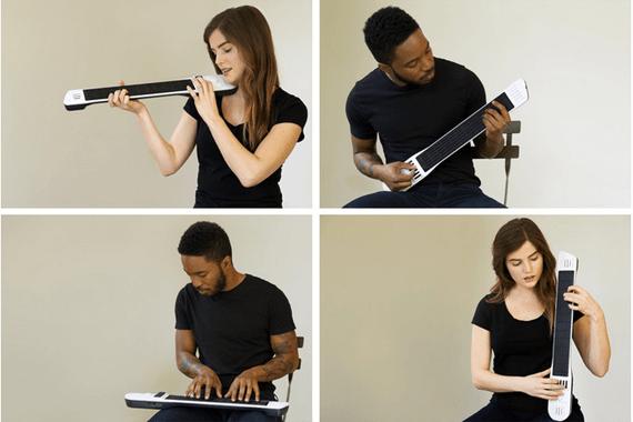 Новый музыкальный инструмент Artiphon