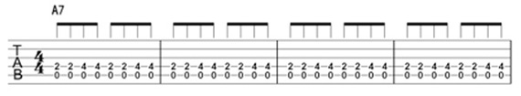 уроки блюзовой ритмики