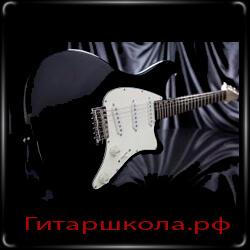 Новая кастомная гитара от ДЖона Пейджа