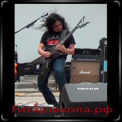Геофф Ангер (Geoff Unger) - гитарист