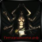 металлические соло на гитаре