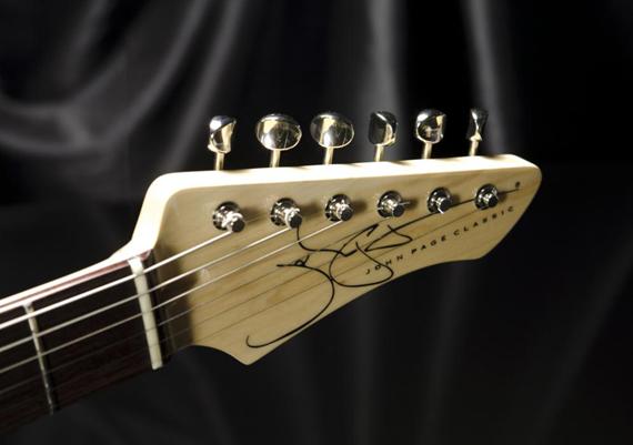 Голова гитары
