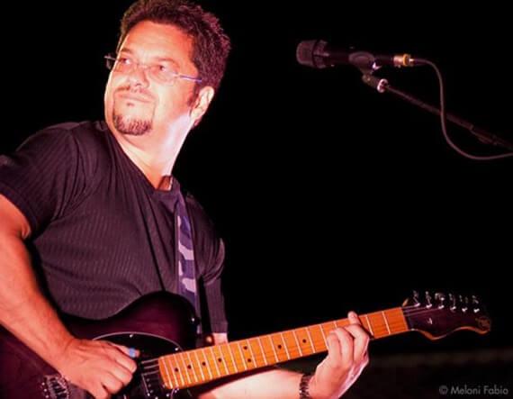 Брент Мэйсон - сессионный гитарист