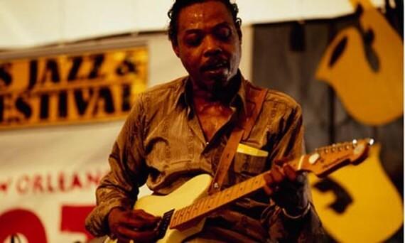 Корнелл Дюпри - сессионный гитарист