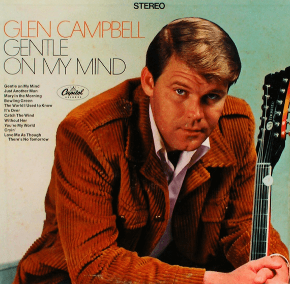Глен Кэмпбэлл - сессионый гитарист
