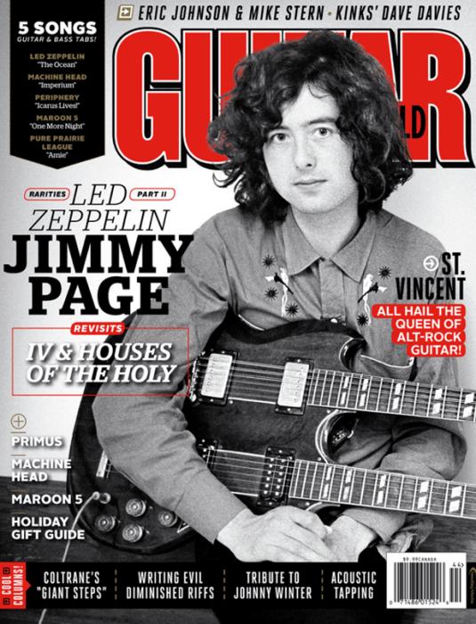 Джимми Пейдж - раньше был сессионным гитаристом