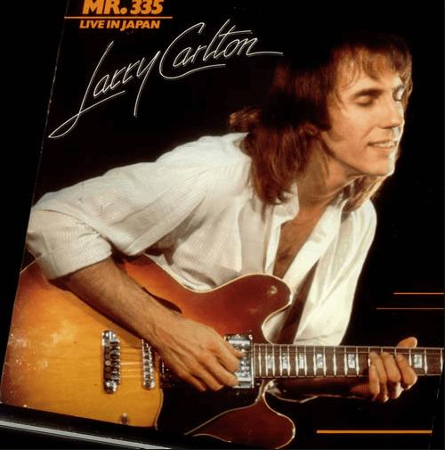 Ларри Карлтон - сессионный гитарист