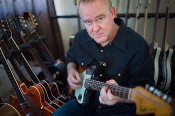 Тим Пирс - сессионный гитарист
