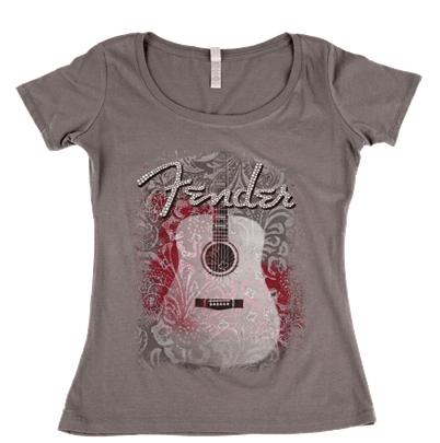 подарок маме майка Fender