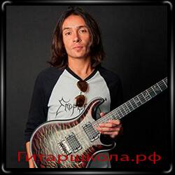 Гитарист группы Periphery