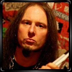 Метал Майк Хлащак - гитарист