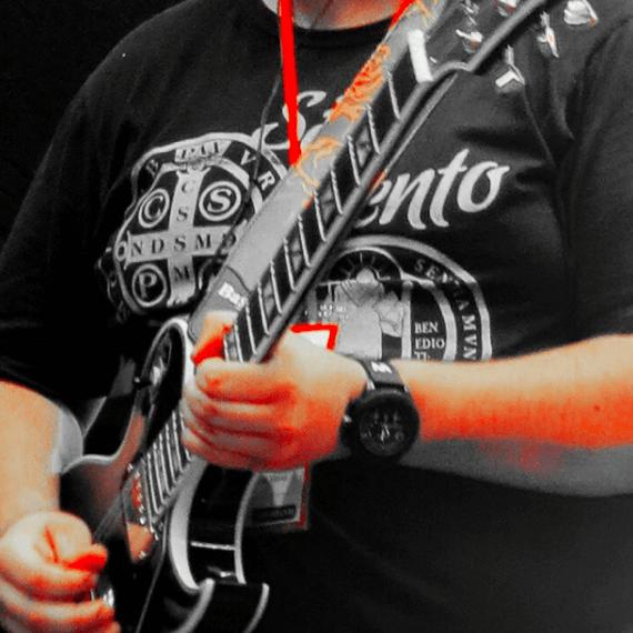 Как правильно играть бенды на гитаре