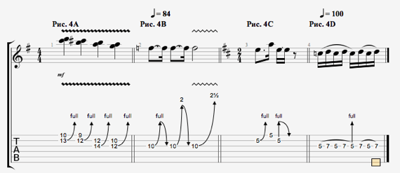 Урок гитары от Джими Пейджа