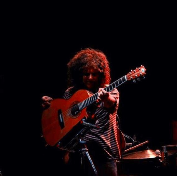 Уроки акустической гитары в духе Пэта Метини