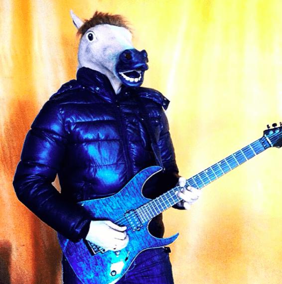 """Как заставить гитару """"ржать, как лошадь""""."""
