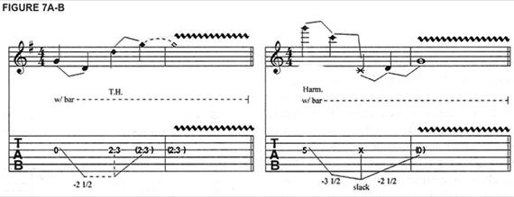 Эффекты на гитаре в стиле Ван Халена и Джо Сатриани