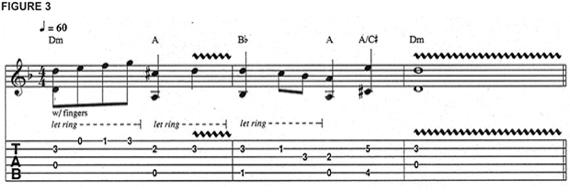Техника исполнения параллельного вибрато на гитаре