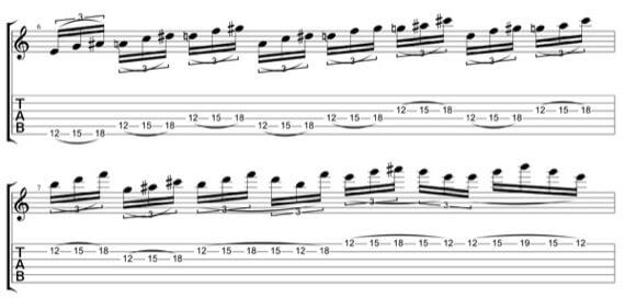 Разбор соло Domination группы Pantera