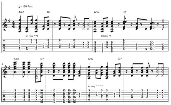 Импровизация в гармонии