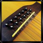 Регулировка мензуры на двенадцатиструнной гитаре