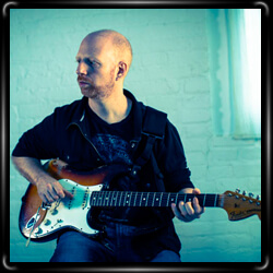 Уроки гитары от блюзового гитариста Леви Клэя
