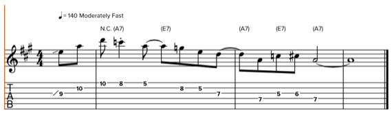 Уроки дабл-стопов на гитаре