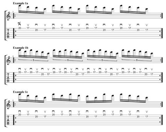 Уроки гитары от Зака Уайлда