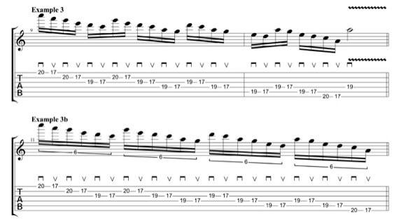 Уроки пентатоники на гитаре