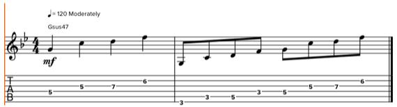 Трансформация мелодии