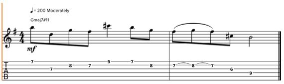 Как научиться трансформировать мелодию и соло на гитаре