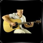 Научиться играть баллады на акустической гитаре