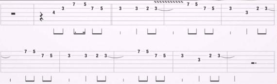 Разбор мелодии во вступлении би 2 ее глаза