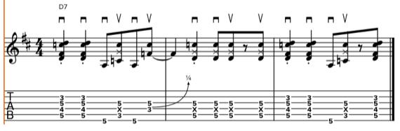 Психоделический риффы на акустической гитаре