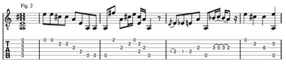 Креативное исполнение аккордов