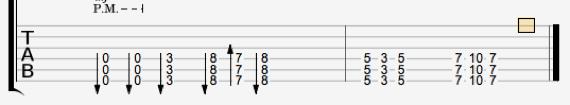 Разбор, ноты и табы песни москва вызывает