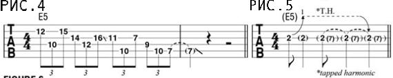 Третья фраза соло Pernicious