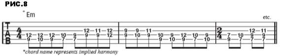 Играть уроки Джона Петруччи на гитаре