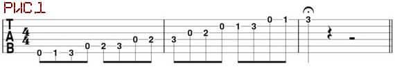 Педальный тон на гитаре. Что это и как играть?