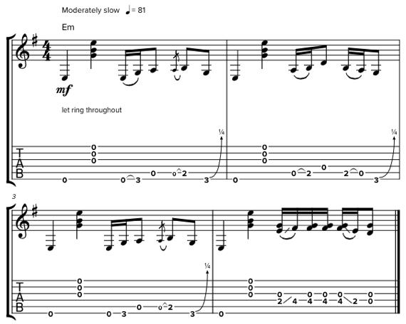 Гитарные риффы Гэри Кларк