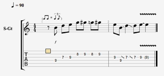 Как играть стеклянным слайдом на электрогитаре