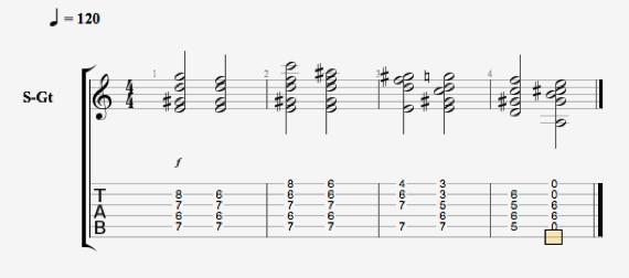 Какие аккорды использовать в джазе