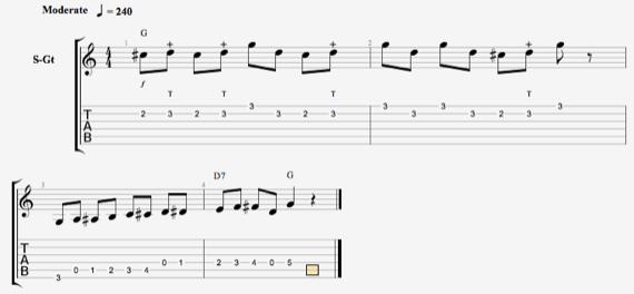 Как играть кантри на гитаре