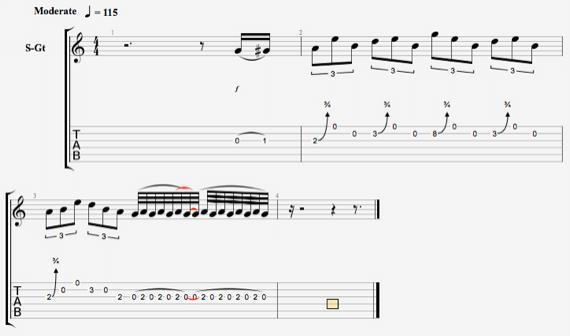 Как играть крутые блюзовые риффы на гитаре