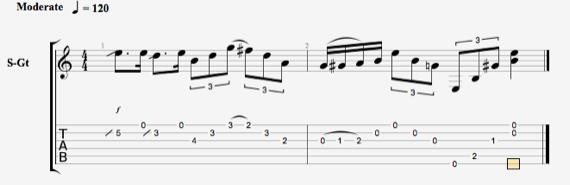 Как играть блюз на гитаре