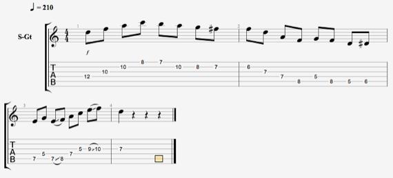 Арпеджио для разминки пальцев уроки гитары